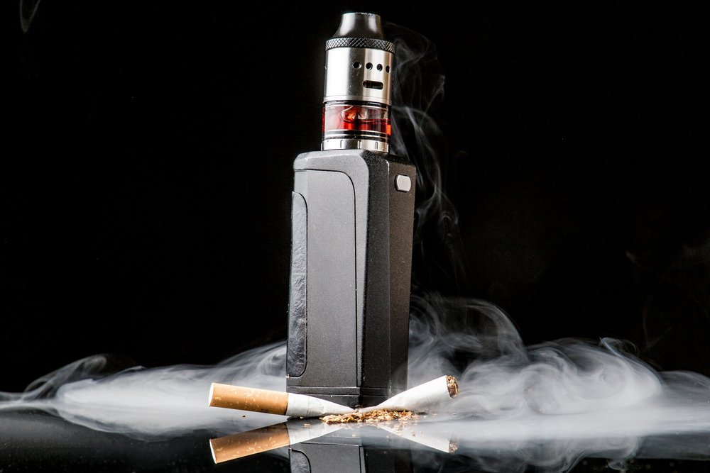 benefits of vaping vs smoking