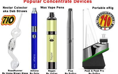 Get Ready for 710: A Beginner's Guide to Vaping Concentrates